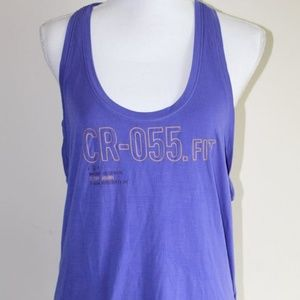 REEBOK CROSSFIT TANK TOP NEW WITH TAGS